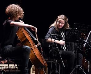 Maëlle Vilbert & Marion Chiron