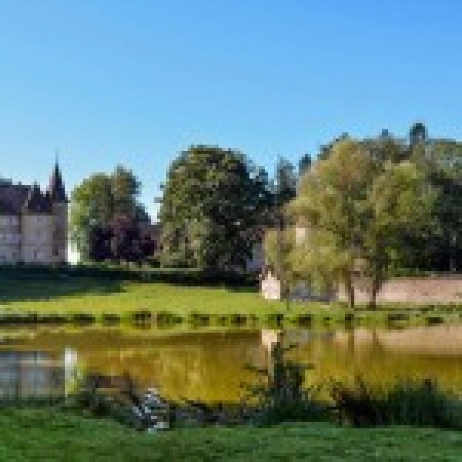 Chateau de Magny, Millay